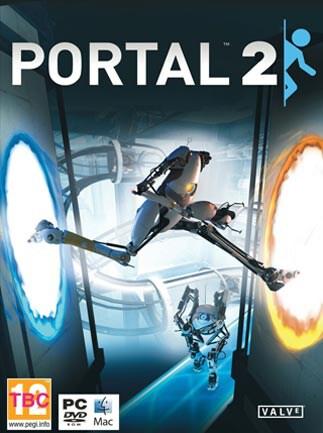 Portal 2 Steam Key GLOBAL - 1