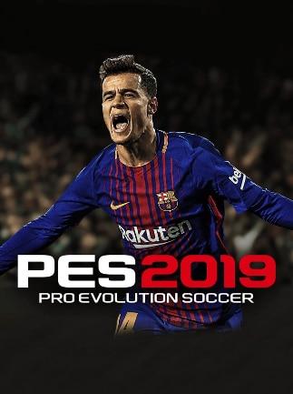 Pro Evolution Soccer 2019 (PES 2019) Standard Edition Steam Key EUROPE - 1