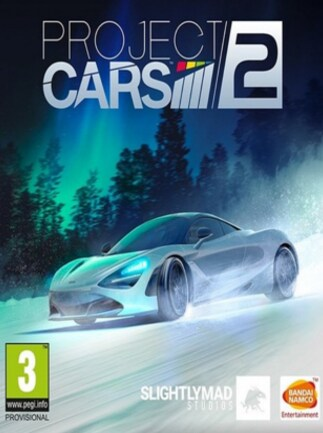 Project CARS 2 Steam Key GLOBAL - 1
