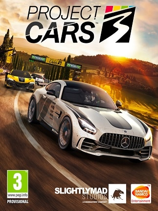 Project Cars 3 (PC) - Steam Key - GLOBAL - 1