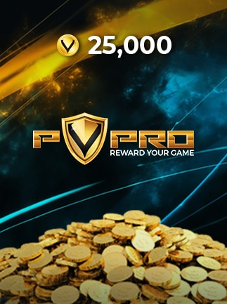PvPRO Gift Card 25 000 Coins - 1