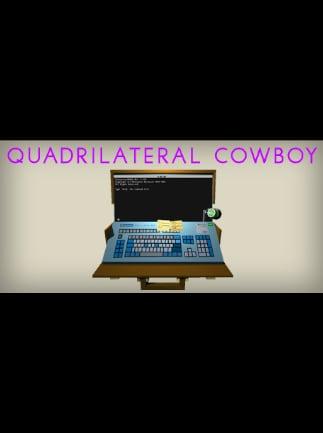 Quadrilateral Cowboy Steam Gift GLOBAL - 1