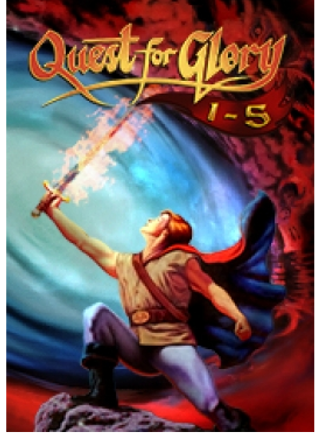 Quest for Glory 1-5 Steam Gift GLOBAL - 1