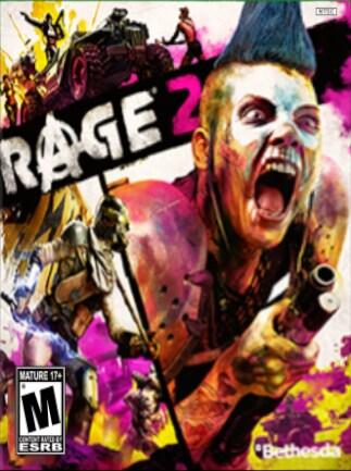 RAGE 2 Standard Edition Steam Gift GLOBAL - 1