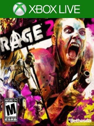 RAGE 2 Standard Edition XBOX LIVE Xbox One Key EUROPE - 1