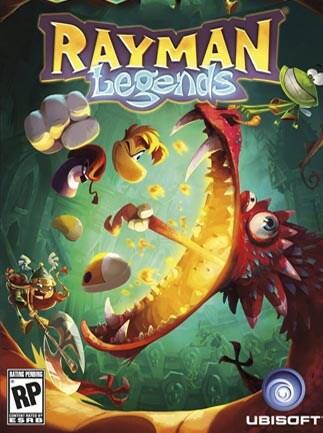 Rayman Legends (Xbox One) - Xbox Live Key - GLOBAL - 1