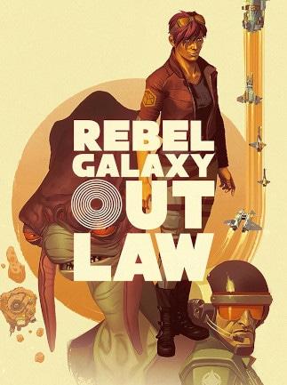 Rebel Galaxy Outlaw (PC) - Steam Gift - GLOBAL - 1