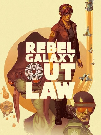 Rebel Galaxy Outlaw (PC) - Steam Gift - JAPAN - 1