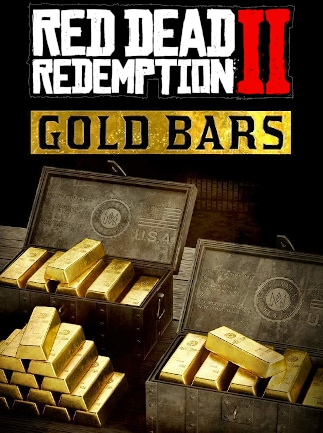RED DEAD REDEMPTION 2 Online 25 Gold Bars (Xbox One) - Xbox Live Key - GLOBAL - 1