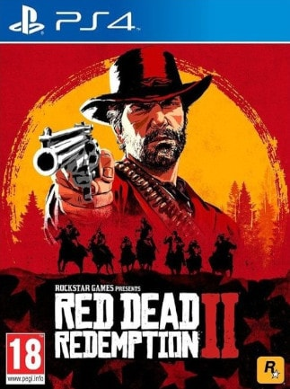 Red Dead Redemption 2 Ultimate Edition PSN Key PS4 UNITED STATES - 1