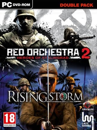 Red Orchestra 2: Heroes of Stalingrad + Rising Storm Steam Key GLOBAL - 1