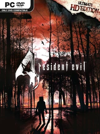 Resident Evil 4: Ultimate HD Edition Steam Key GLOBAL - 1