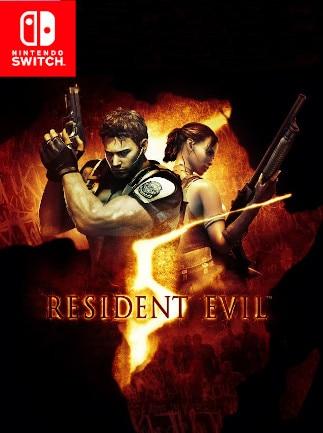 Resident Evil 5 (Nintendo Switch) - Nintendo Key - GLOBAL - 1