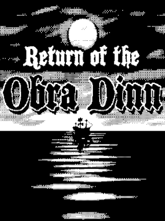 Return of the Obra Dinn (PC) - Steam Key - GLOBAL - 1