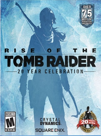 Rise of the Tomb Raider 20 Years Celebration Steam Key GLOBAL - 1