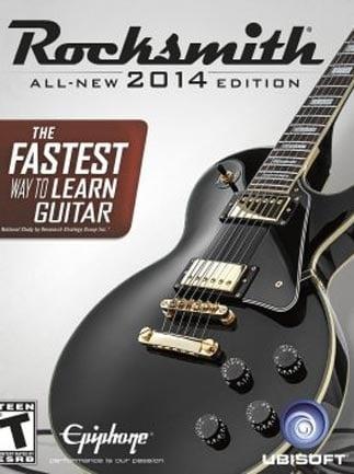 Rocksmith 2014 Edition - Remastered Steam Key GLOBAL - 1
