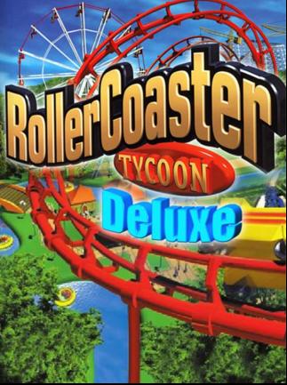 RollerCoaster Tycoon: Deluxe Steam Key GLOBAL - 1