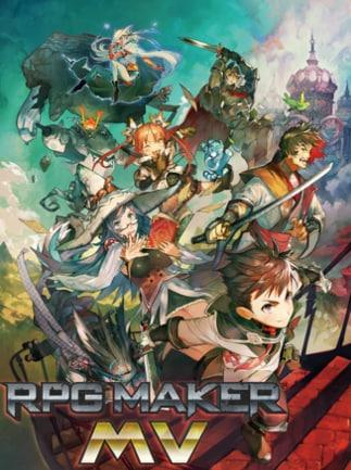 RPG Maker MV Steam Key GLOBAL - 1