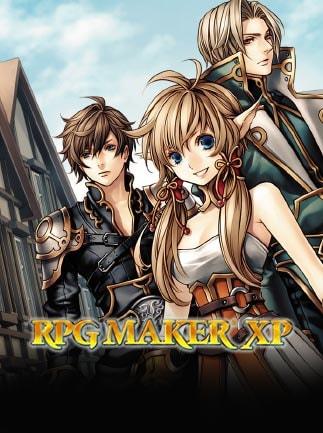 RPG Maker XP Steam Key GLOBAL - 1