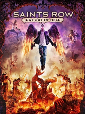 Saints Row: Gat out of Hell (PC) - Steam Key - GLOBAL - 1