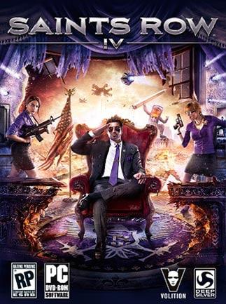 Saints Row IV Steam Key GLOBAL - 1