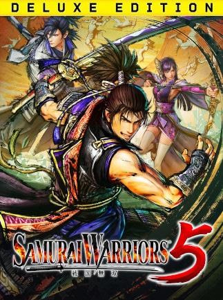 SAMURAI WARRIORS 5 | Digital Deluxe Edition (PC) - Steam Gift - GLOBAL - 1