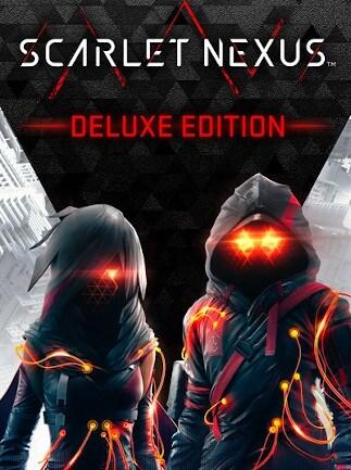 SCARLET NEXUS | Deluxe Edition (PC) - Steam Key - GLOBAL - 1