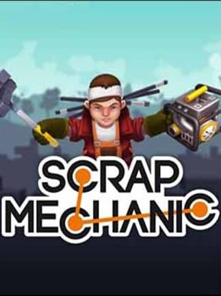 Scrap Mechanic Steam Gift EUROPE - 1
