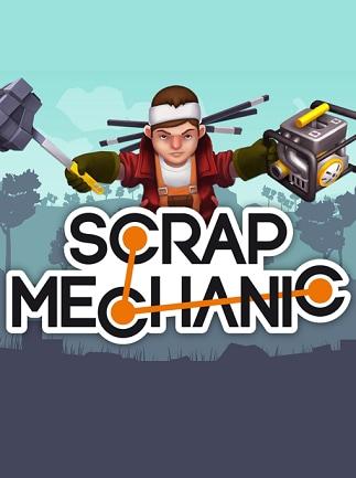 Scrap Mechanic Steam Gift GLOBAL - 1