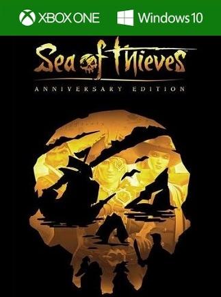 Sea of Thieves | Anniversary Edition (Xbox One, Windows 10) - Xbox Live Key - GLOBAL - 1