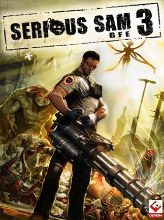 Serious Sam 3: BFE Steam Key GLOBAL - 1