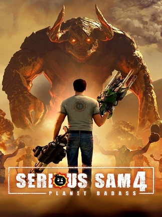 Serious Sam 4 (PC) - Steam Key - GLOBAL - 1