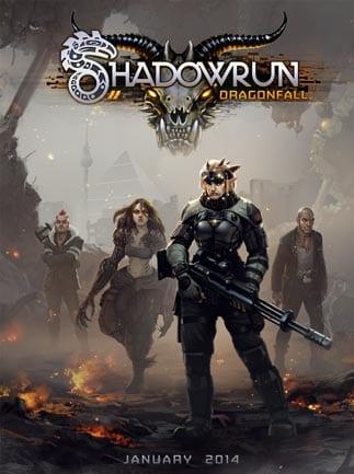 Shadowrun: Dragonfall - Director's Cut Steam Key GLOBAL - 1