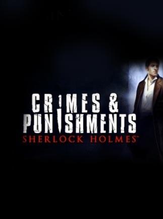 Sherlock Holmes: Crimes and Punishments Steam Key GLOBAL - 1