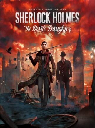 Sherlock Holmes: The Devil's Daughter Steam Key GLOBAL - 1