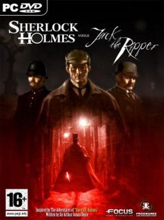 Sherlock Holmes versus Jack the Ripper Steam Key GLOBAL - 1