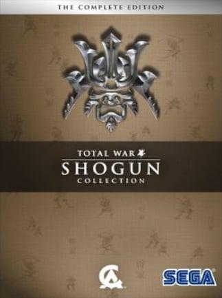 SHOGUN: Total War - Collection Steam Key GLOBAL - 1