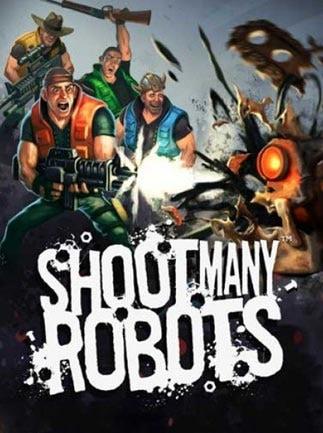 Shoot Many Robots Steam Key GLOBAL - 1