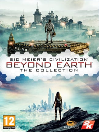 Sid Meier's Civilization: Beyond Earth - The Collection (PC) - Steam Key - GLOBAL - 1