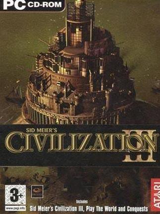 Sid Meier's Civilization III Complete Steam Key GLOBAL - 1