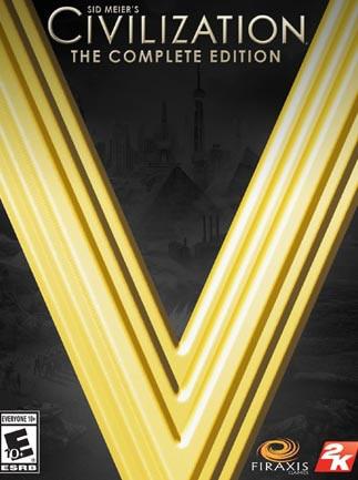 Sid Meier's Civilization V: Complete Edition Steam Key GLOBAL - 1