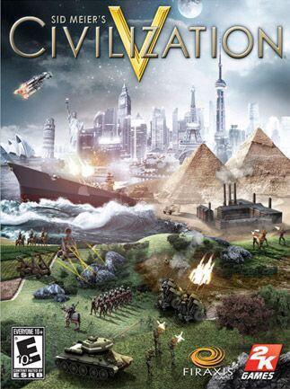 Sid Meier's Civilization V Steam Key GLOBAL - 1