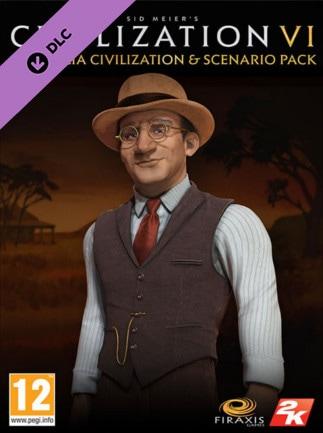 Sid Meier's Civilization VI - Australia Civilization & Scenario Pack (PC) - Steam Key - GLOBAL - 1