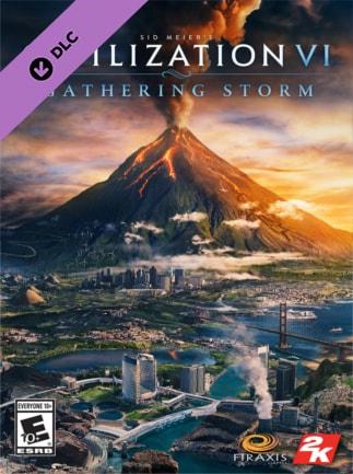 Sid Meier's Civilization VI: Gathering Storm Steam Key GLOBAL - 1