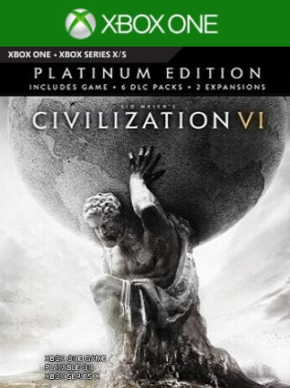 Sid Meier's Civilization VI   Platinum Edition (Xbox One) - Xbox Live Key - UNITED STATES - 1