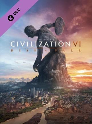 Sid Meier's Civilization VI: Rise and Fall DLC Steam Key GLOBAL - 1