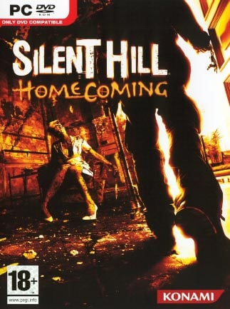 Silent Hill Homecoming Steam Key GLOBAL - 1