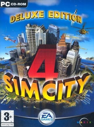 SimCity 4 Deluxe Edition Steam Gift GLOBAL - 1