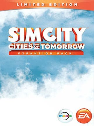 SimCity: Cities of Tomorrow Limited Edition Origin Key GLOBAL - 1