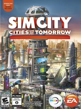 SimCity: Cities of Tomorrow Origin Key GLOBAL - 1